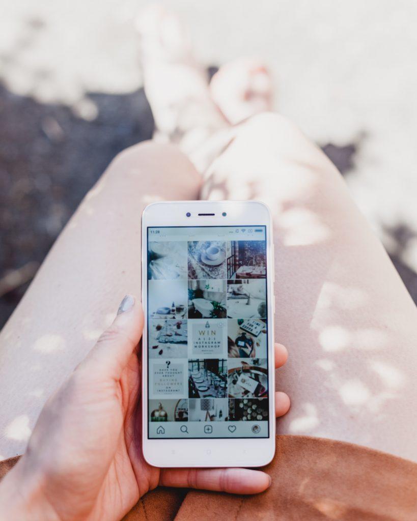 jak założyć firmę instagram